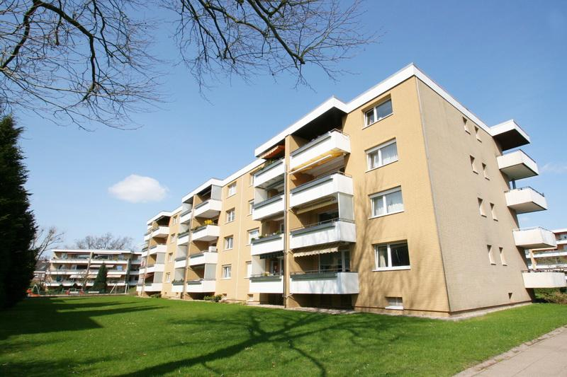 Früh-Sommer-Angebot: Perfekt für die kleine Familie - Schicke 2 2/2 Zi.-Wohnung in Henstedt-Ulzburg !!!